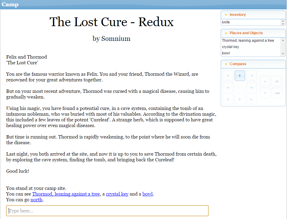 The Lost Cure - Redux